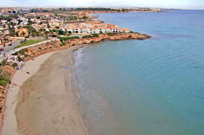 Strand Playa de la Zenia. Panorama-Webcam online.
