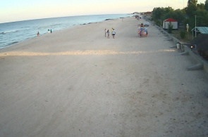 Webcam en Kirillovka con vista al mar